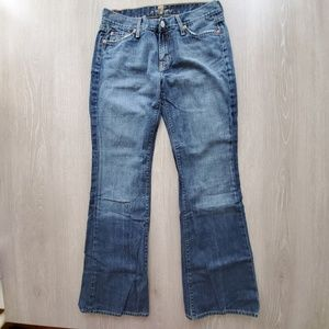 7 For All Mankind Jeans - 7 for all Mankind Flare Jeans Size 29